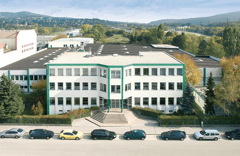 دفتر وین اتریش لوهمن روشه