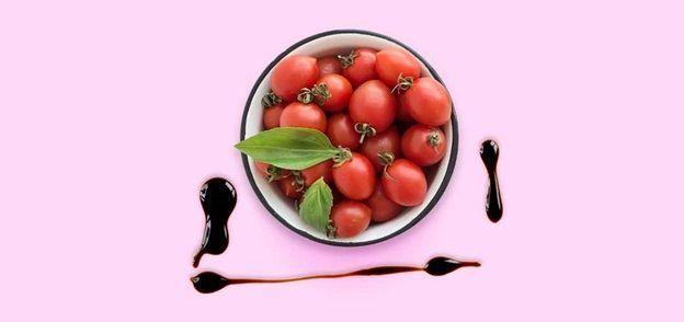 گوجه فرنگی و دیابت
